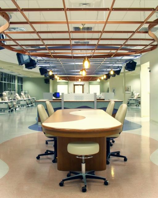 Ozark dialysis center creative design consultants for Creative design consultants