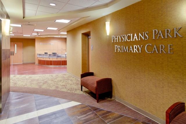 Physicians park primary care creative design consultants for Creative design consultants
